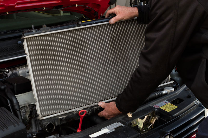 Radiator and Cooling System Repairs